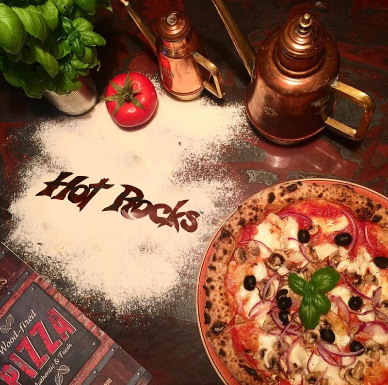 Hot Rocks Wood Fired Pizza