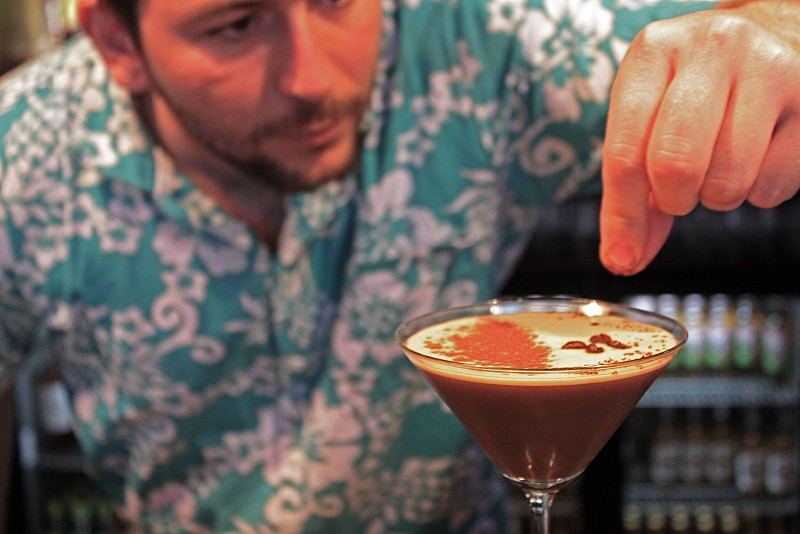 Espresso Martini - the story behind it